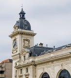Estación de tren de Bayonne. Aquitaine, Francia imagenes de archivo