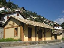 Estación de tren de Cascatinha Fotografía de archivo libre de regalías