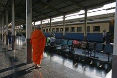 Estación de tren de Chiang Mai Foto de archivo