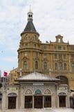 Estación de tren de Haydarpasa Fotos de archivo