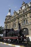 Estación de tren de Haydarpasa Foto de archivo