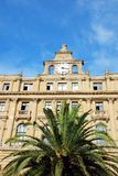 Estación de tren de Haydarpasa Fotografía de archivo libre de regalías