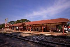 Estación de tren de Hua Hin Imagen de archivo