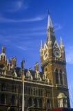 Estación de tren de Londres en Inglaterra Foto de archivo libre de regalías