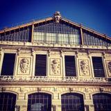 Estación de tren de Marsella Imágenes de archivo libres de regalías