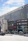 Estación de tren de París Imágenes de archivo libres de regalías