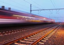Estación de tren de Passager Imagen de archivo libre de regalías