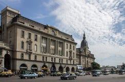 Estación de tren de Retiro Buenos Aires la Argentina foto de archivo libre de regalías