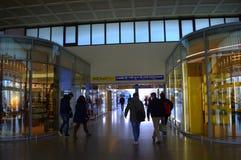 Estación de tren de Venecia Foto de archivo libre de regalías