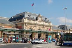 Estación de tren - Niza Fotografía de archivo libre de regalías