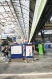 Estación de tren París Imagenes de archivo