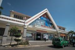 Estación de tren de Phan Thiet Fotografía de archivo