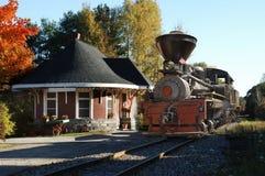 Estación de Yarmouth Foto de archivo libre de regalías