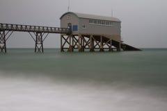 Estación del bote salvavidas de Selsey Imagen de archivo libre de regalías
