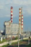 Estación del electropower del calor Foto de archivo