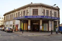 Estación del metro del camino de Edgware Fotos de archivo