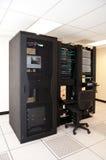 Estación del servidor de red Imágenes de archivo libres de regalías