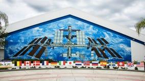 Estación espacial internacional Imágenes de archivo libres de regalías