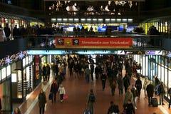 Estación Hamburgo Imágenes de archivo libres de regalías