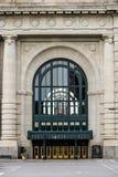Estación Kansas City Missouri de la unión fotografía de archivo libre de regalías