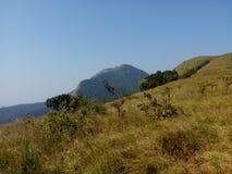 Estación la India de la colina de Kodachadri Imágenes de archivo libres de regalías