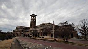 Estación Little Rock de la unión de Arkansas foto de archivo