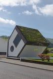 Estación local de la energía eléctrica Imágenes de archivo libres de regalías
