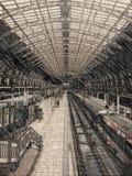 Estación Londres de Paddington Imagenes de archivo