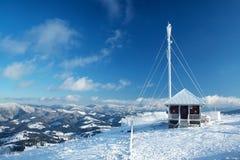 Estación meteorológica Imagen de archivo