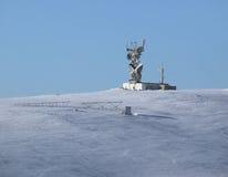Estación polar Fotografía de archivo