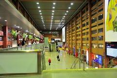 Estación central de Innsbruck - interior Foto de archivo libre de regalías