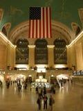 Estación central magnífica de Nueva York Fotos de archivo libres de regalías