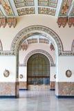 Estación de tren de Haydarpasa Fotografía de archivo