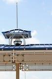 Estación de tren en la Florida Fotografía de archivo libre de regalías