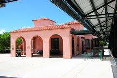 Estación de tren, la Florida Fotografía de archivo