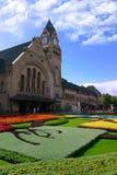 Estación de tren, Metz Foto de archivo libre de regalías