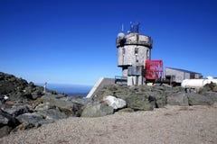 Estación meteorológica de Washington del montaje Fotos de archivo libres de regalías