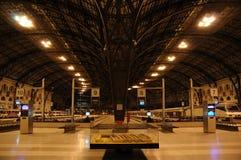 Estacio de Francia en Barcelona Fotografía de archivo libre de regalías