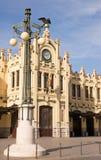 Estacion del Norte en Valencia Imagen de archivo
