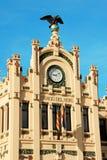 Estacion del Norte (stazione ferroviaria del nord) Valencia Fotografia Stock