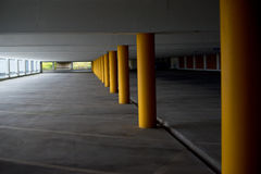 estacionamiento Foto de archivo