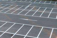 Estacionamiento Fotografía de archivo