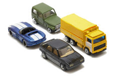 Estacionamiento Foto de archivo libre de regalías