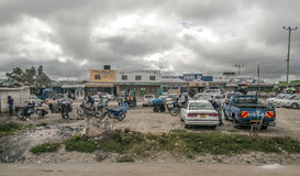 Estacionamiento de Kenia fotos de archivo