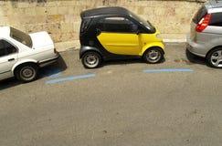 Estacionamiento elegante fotos de archivo