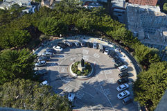 Estacionando em Torre de Coit, San Francisco, Califórnia imagem de stock royalty free