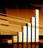 Estadísticas de asunto Foto de archivo libre de regalías