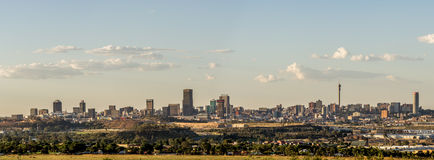 Estadia 1 de Johannesburg Fotos de archivo