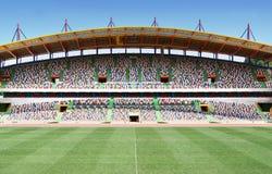 Estadio Foto de archivo