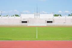 Estadio antes del partido Foto de archivo libre de regalías